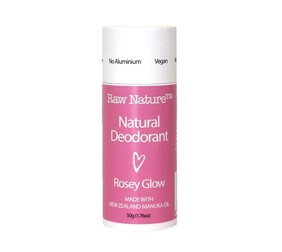 Raw Nature | Natural Deodorant