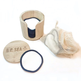 B & Sea | Cleanse my pores: bamboo kit